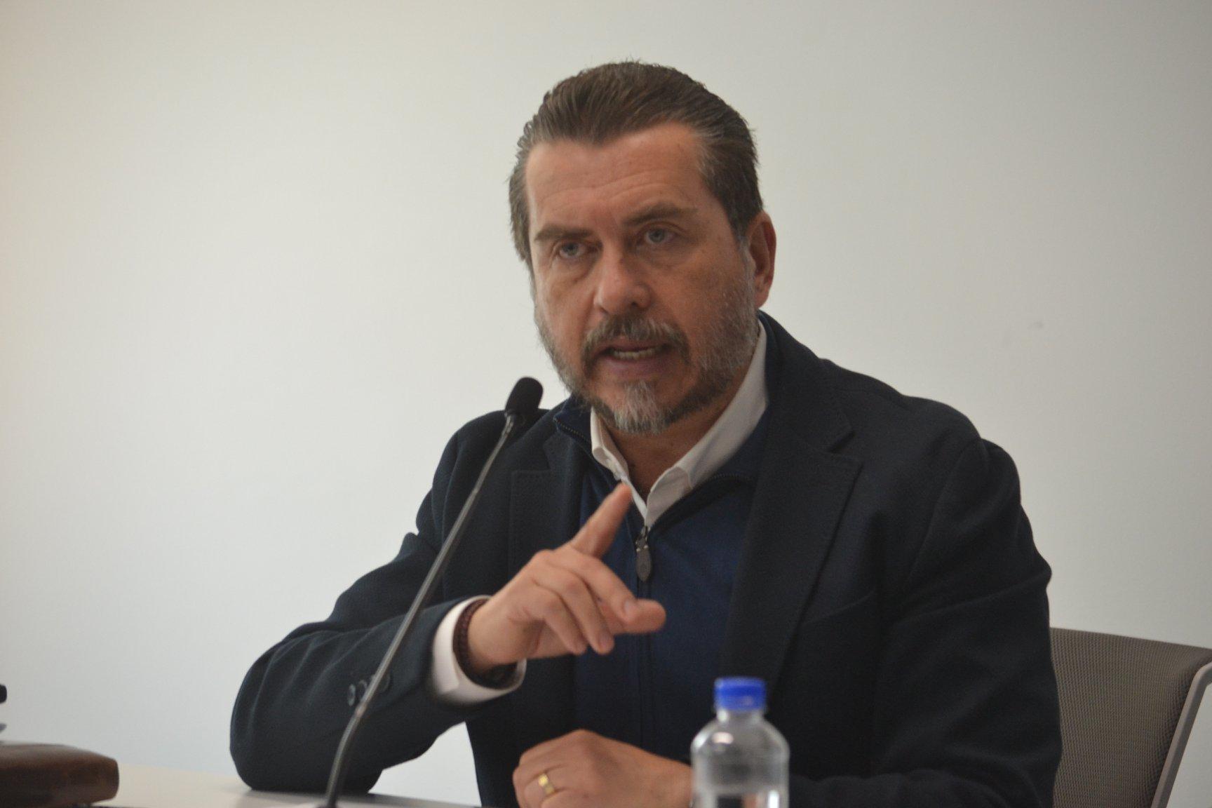 """Pide Hugo Cabrera evitar que otro grupo delincuencial ocupe vacío dejado por """"El Marro"""