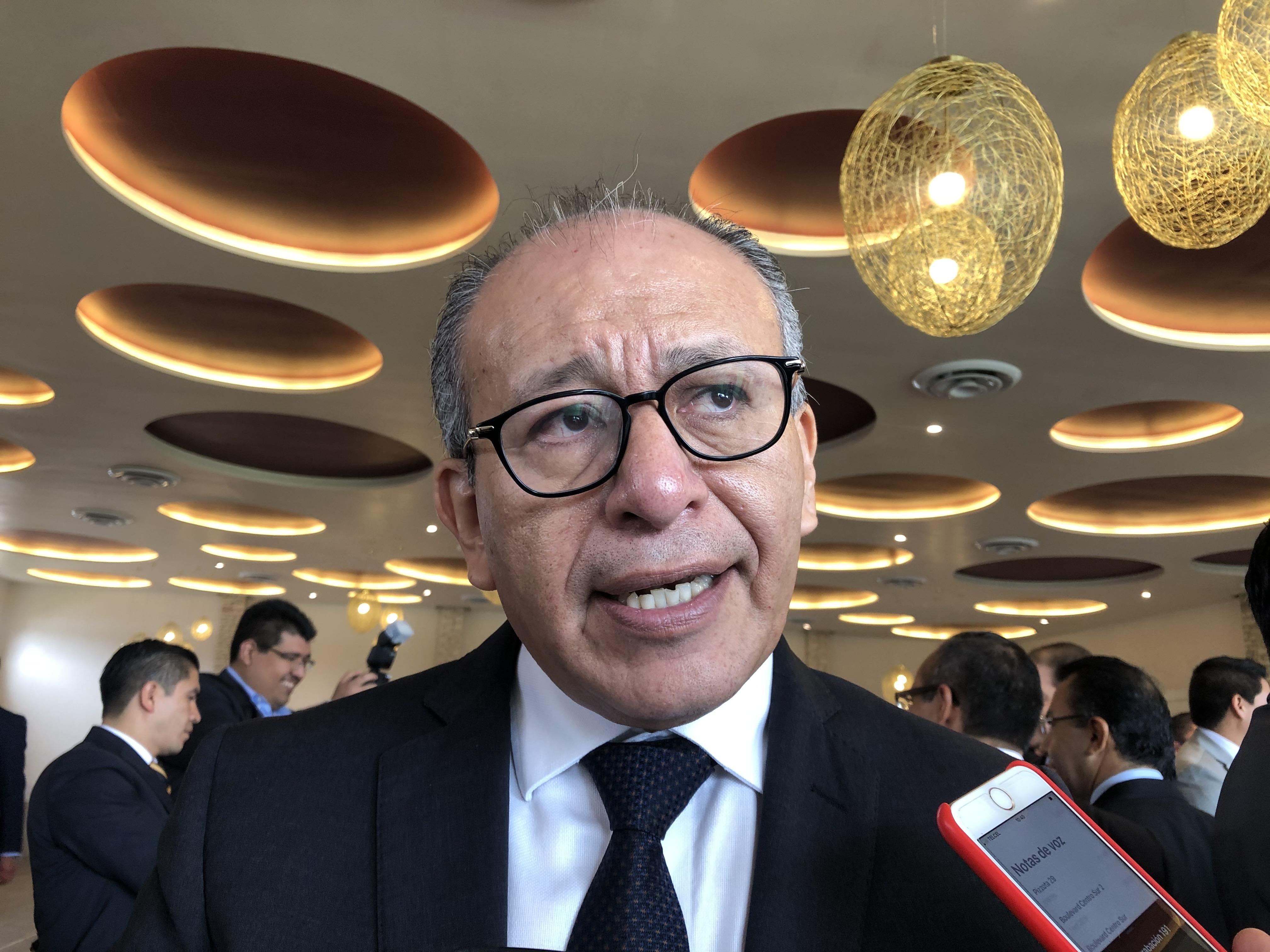 Asistencia a reuniones de seguridad es mera burocracia, sugiere Juan Martín Granados
