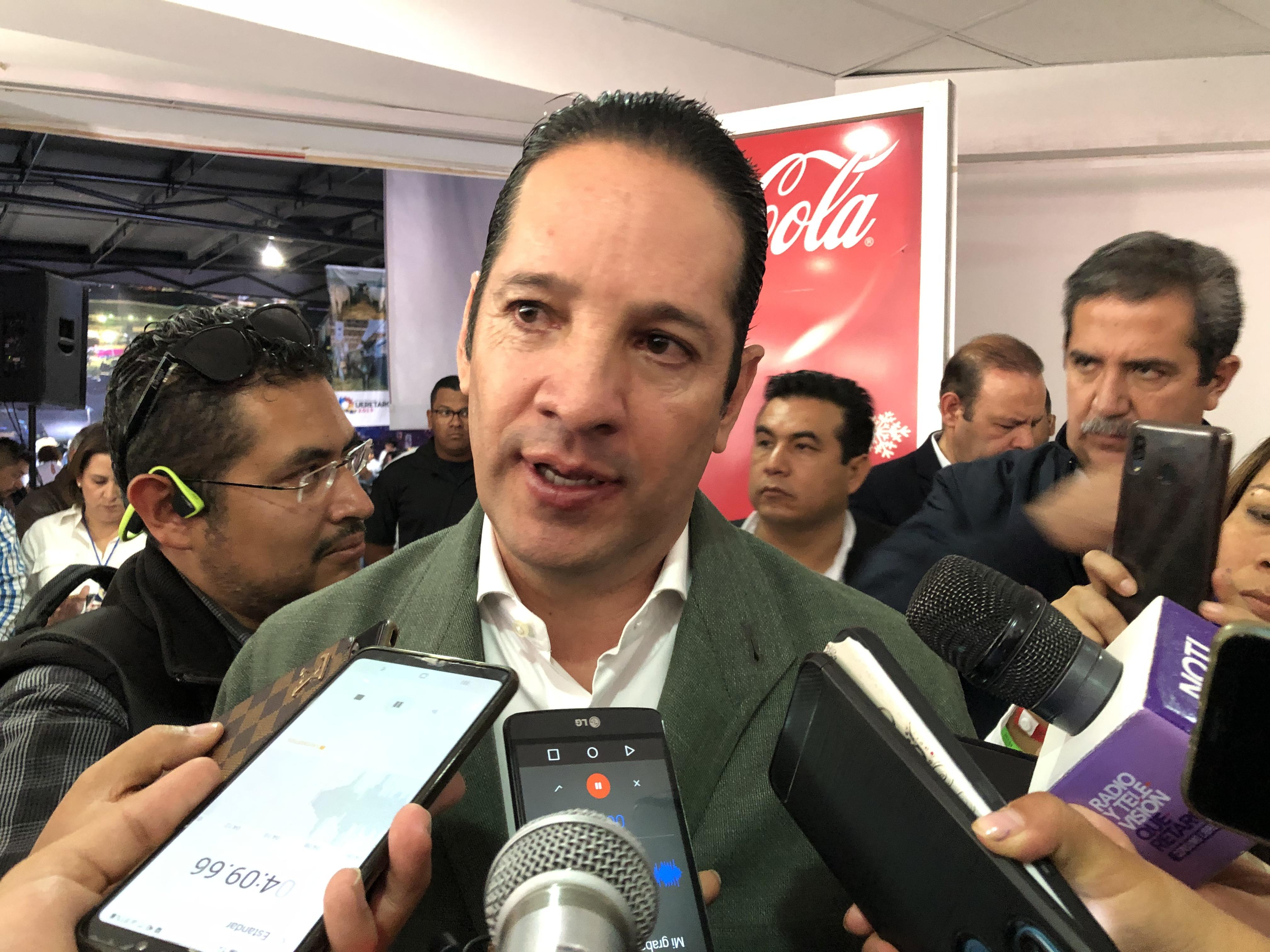 """""""Deuda pública de Querétaro terminará de pagarse en un año"""": FDS"""