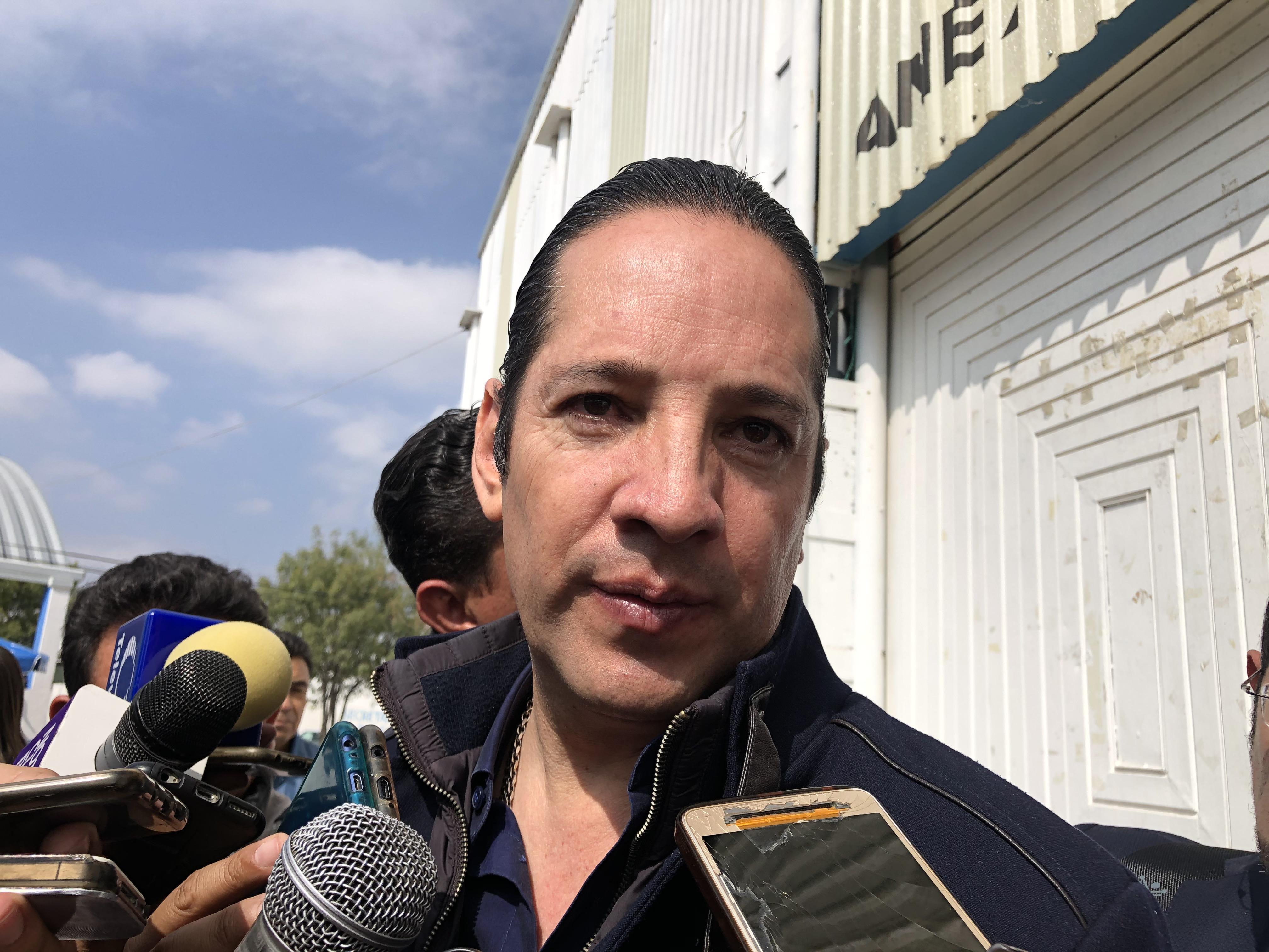 """Espera FDS que juicio a García Luna se realice """"conforme a derecho"""""""