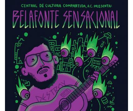 El perreo con guitarras eléctricas llega a Querétaro con Belafonte Sensacional
