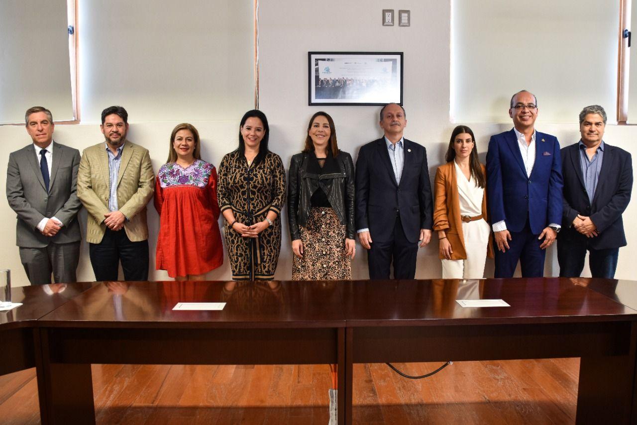 Repetirá Lorena Jiménez Salcedo como presidenta de Coparmex para el 2020