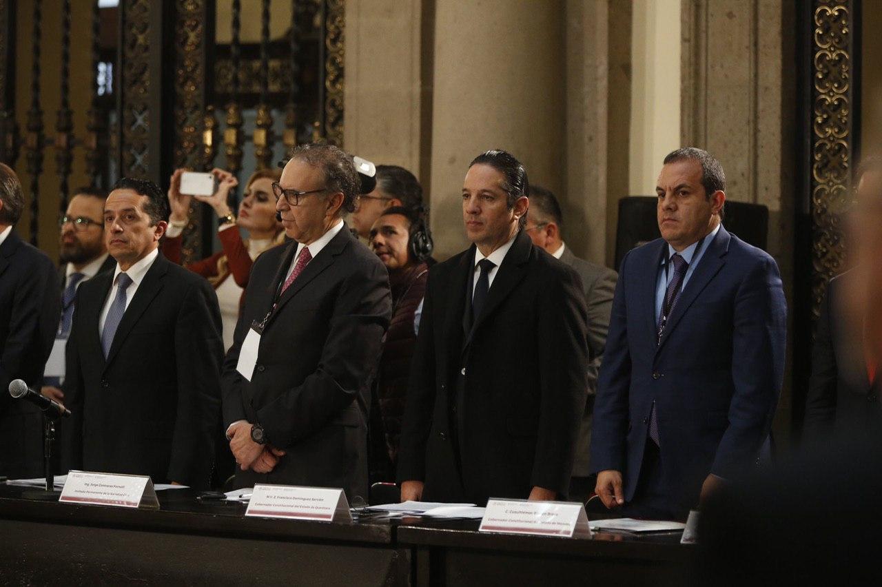 Pancho Domínguez llama a la corresponsabilidad para preservar seguridad