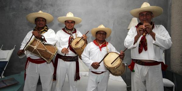 La Navidad comienza con tradición y esperanza para los zoques en México