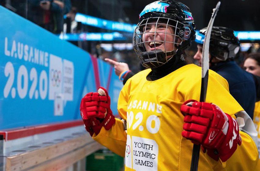 México hace historia y gana oro en hockey en los Juegos Olímpicos de Invierno