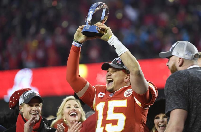 Jefes de Kansas City, favoritos ante San Francisco en apuestas del Super Bowl LIV