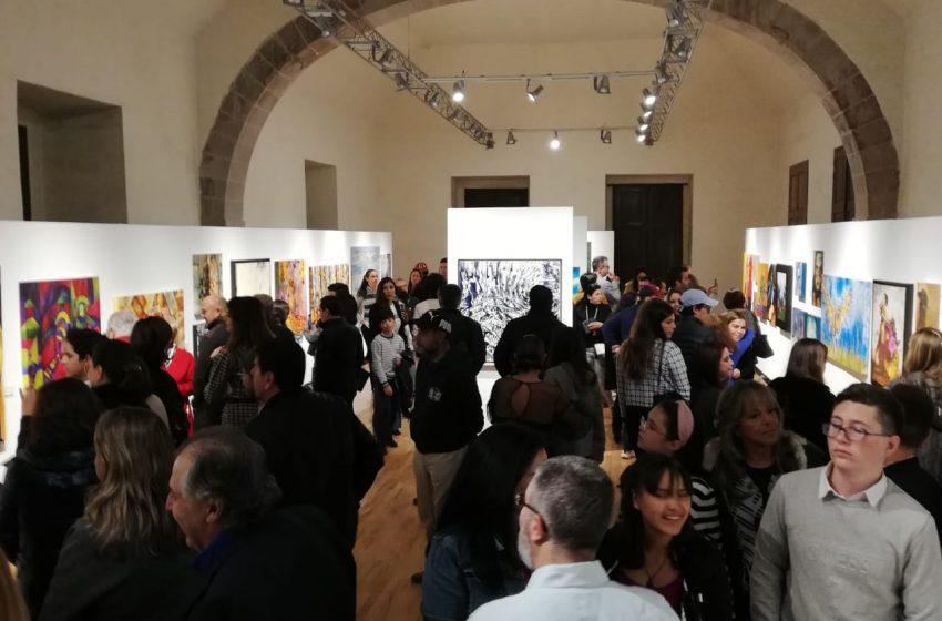 CEART Inaugura exposiciones