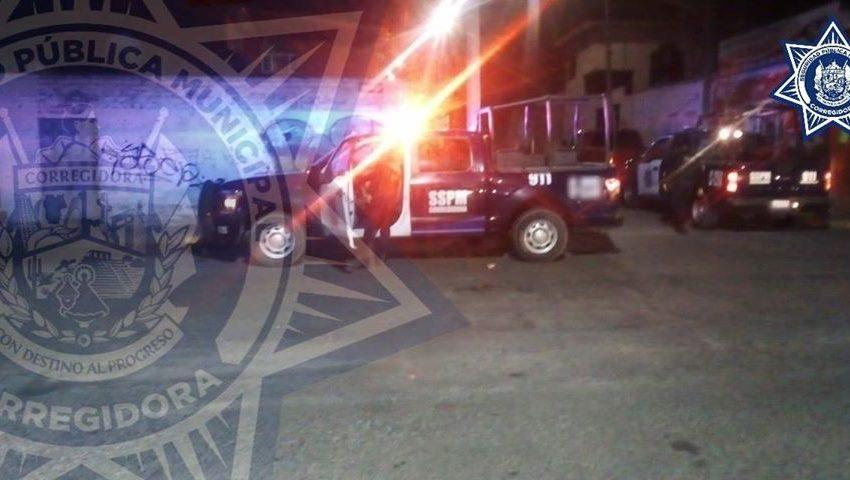Tras detener a presunto delincuente, ubican inmueble con motos robadas en La Negreta