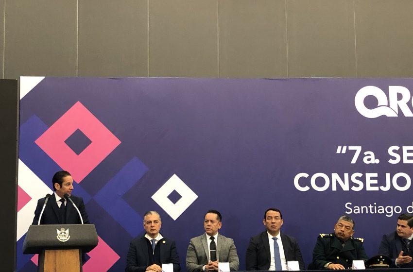 Querétaro, sin indicios de presencia de grupos criminales: FDS