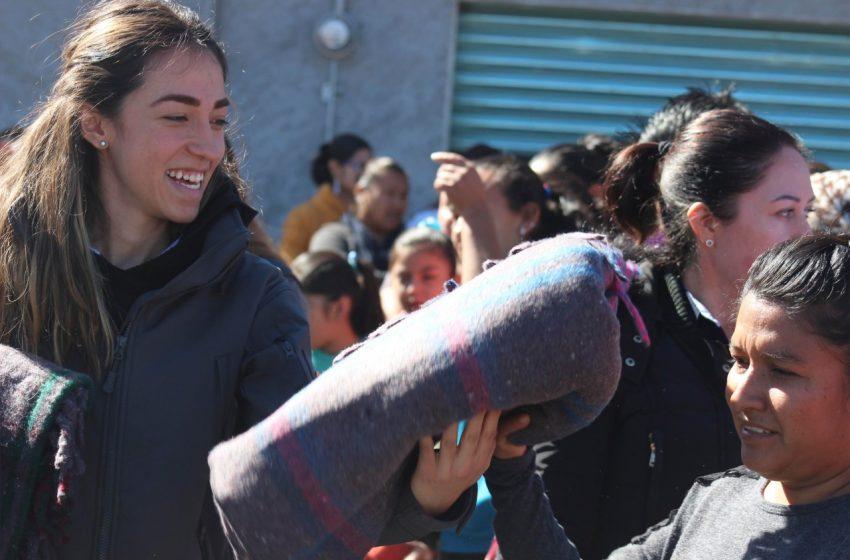 Entrega PC de El Marqués 3 mil cobijas en comunidades vulnerables