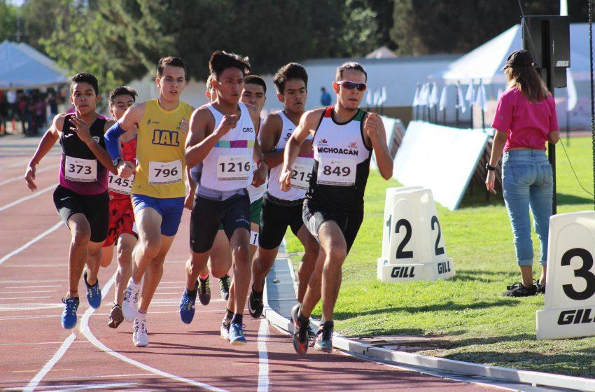 Delegación Querétaro obtiene 167 medallas en Olimpiada Nacional y Nacional Juvenil