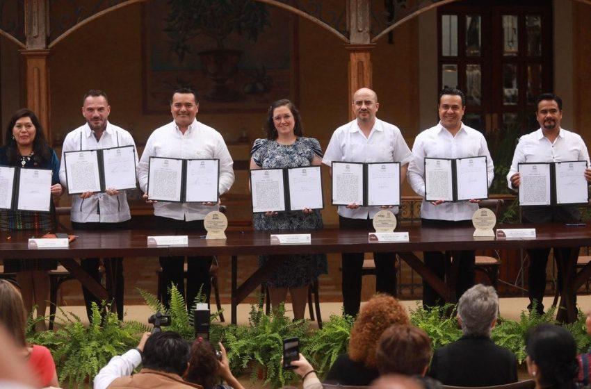 Querétaro cumplirá sus compromisos como Ciudad Creativa del Diseño, asegura Luis Nava