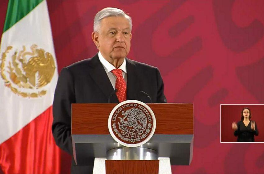La gente está gobernando México, sostiene López Obrador