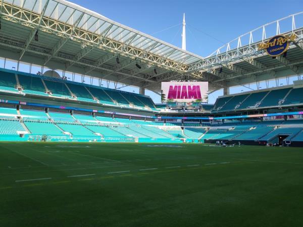 Ni una habitación libre en los mejores hoteles de Miami para el Super Bowl 54