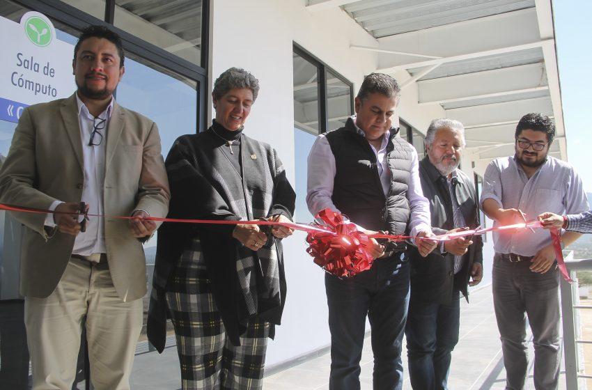 Inauguran segunda etapa del edificio CATAS en Campus UAQ de Tequisquiapan
