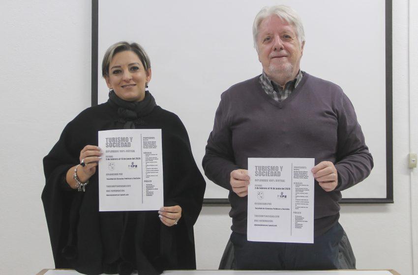 """Anuncia FCPS UAQ Diplomado virtual """"Turismo y Sociedad"""""""