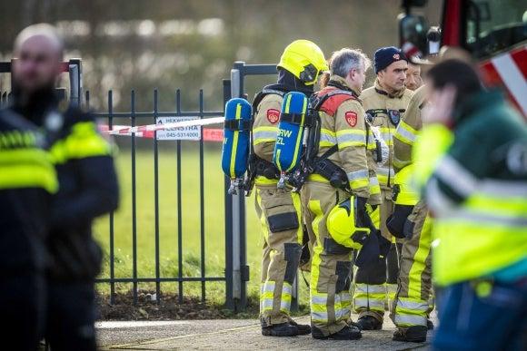 Dos bombas explotan en servicio postal de Países Bajos