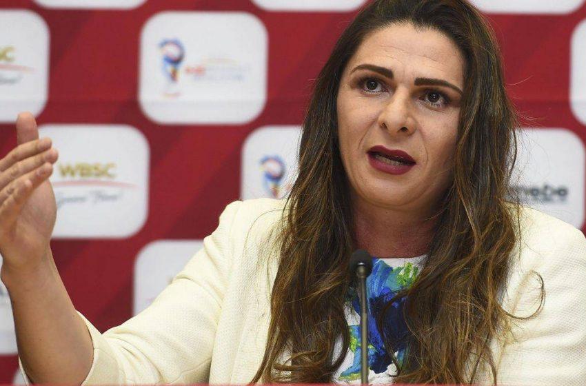 Ana Guevara, culpa in vigilando