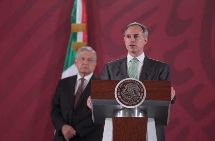 Gobierno desarma sistema de intermediarios López- Gatell