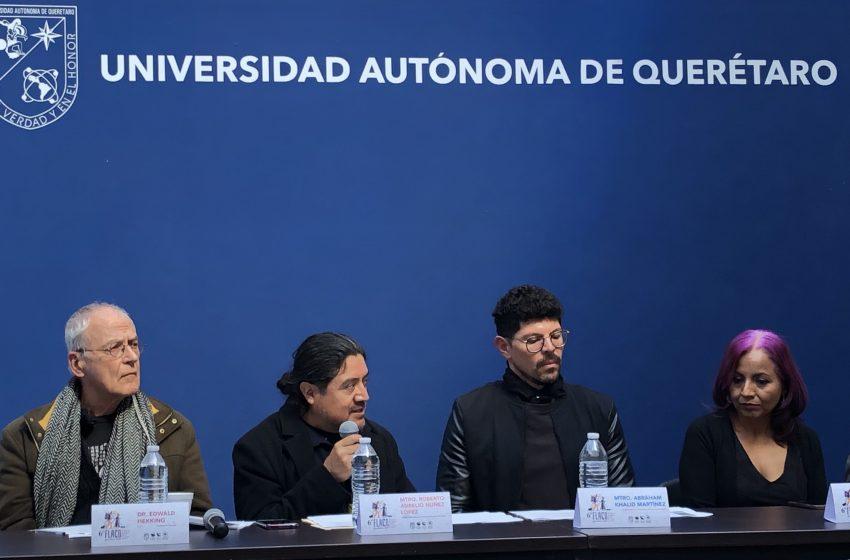 Presentan sexta edición del Festival de la Lengua, Arte y Cultura Otomí en Querétaro