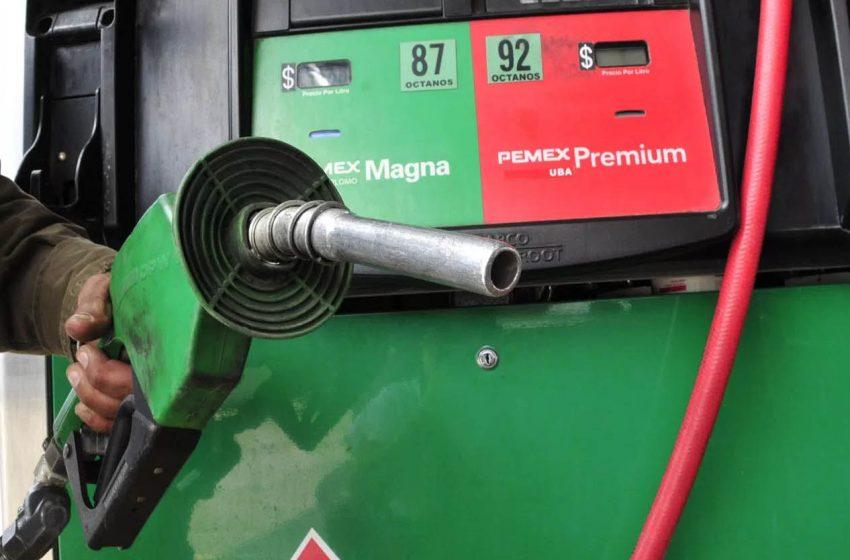Seguirán gasolinas y diésel sin estímulo fiscal