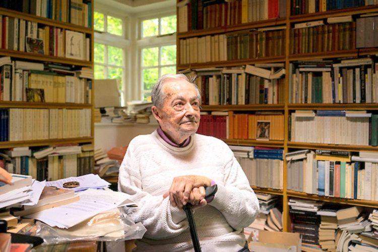 Con noventa años, murió George Steiner, uno de los mayores críticos literarios del siglo XX