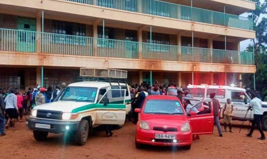 Estampida ocasionada por falsa alarma en escuela de Kenia deja 14 niños muertos
