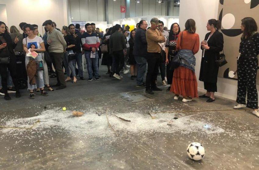 """Ante vandalismo y """"críticos destructores"""", especialistas urgen a asegurar obras de arte"""