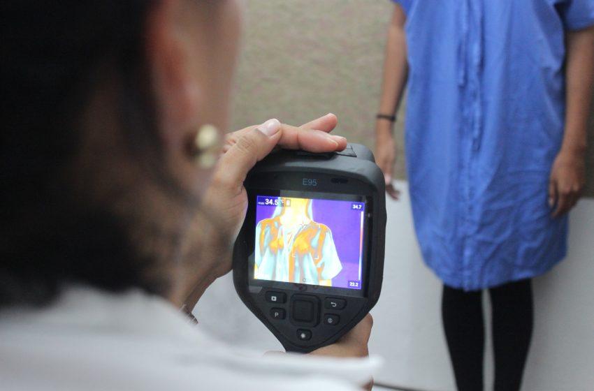 Aplica Corregidora tres mil termografías gratuitas en un año