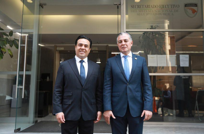 Casi 40 mdp invertirán municipio de Querétaro y Federación para fortalecer seguridad