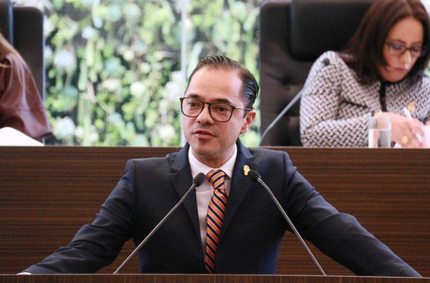 Reformas a la Ley de Seguridad responden a una iniciativa presidencial: Torres Olguín