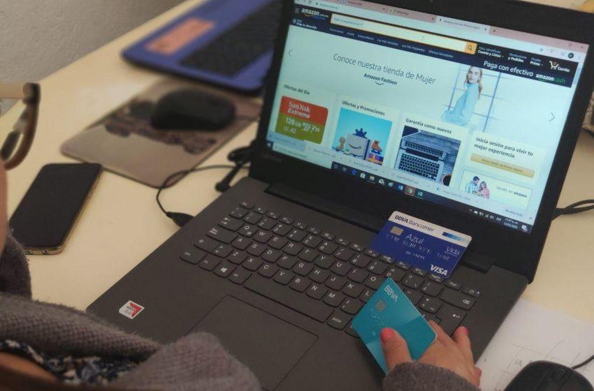 Comercio electrónico crece de manera moderada, pero constante, en México