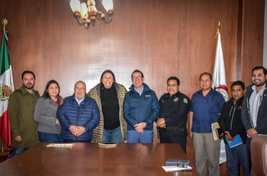 Anuncian regularización de transporte público y turístico en Ezequiel Montes
