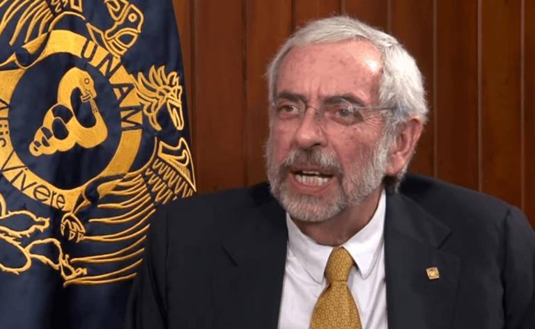 Confía Graue en investigaciones por daños a instalaciones de la UNAM
