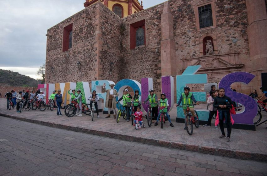 Ruedatour 2020 en El Marqués promueve el cuidado del medio ambiente