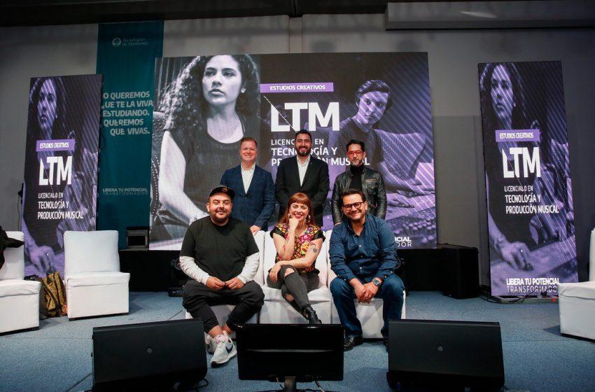 Tec de Monterrey lanza nueva carrera en Tecnología y Producción Musical