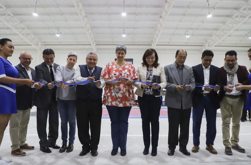 UAQ inaugura Polifórum de la Facultad de Química en Centro Universitario