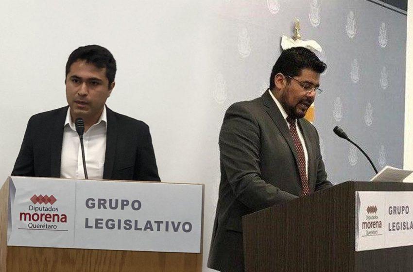 Morena presenta iniciativa proaborto y su barrio no la respalda