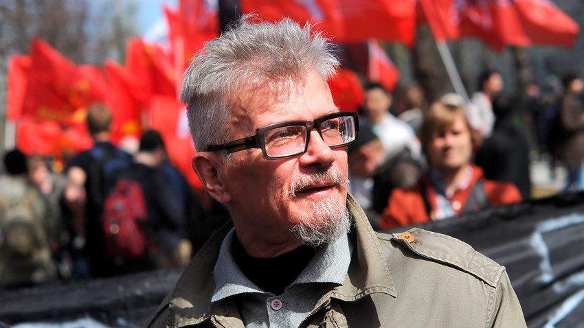 Muere Eduard Limónov, escritor, político y disidente ruso