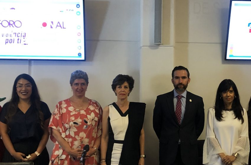 """Magistrada pide evitar """"soluciones fáciles"""" para combatir violencia de género"""