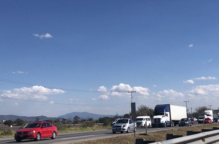 Ángeles Verdes esperan disminución de tráfico vehicular por contingencia