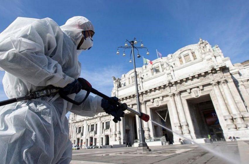 Italia a punto de rebasar a China en muertos por COVID-19