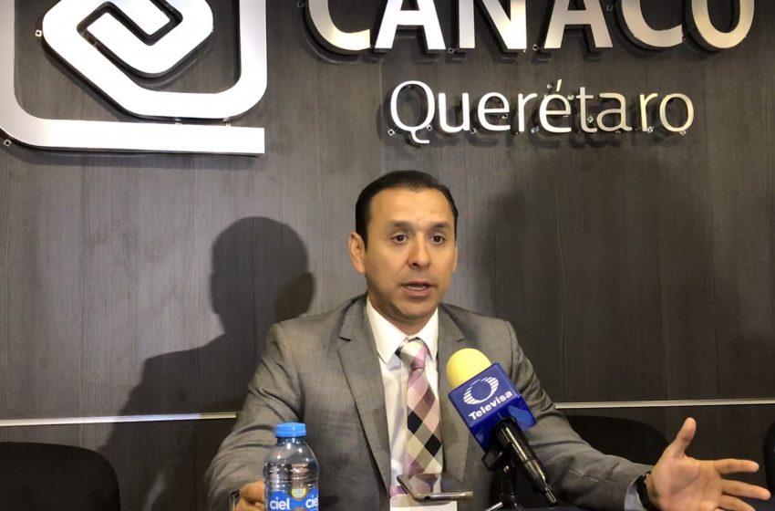 """""""Desastroso"""" volver a semáforo rojo, dice presidente de CANACO"""