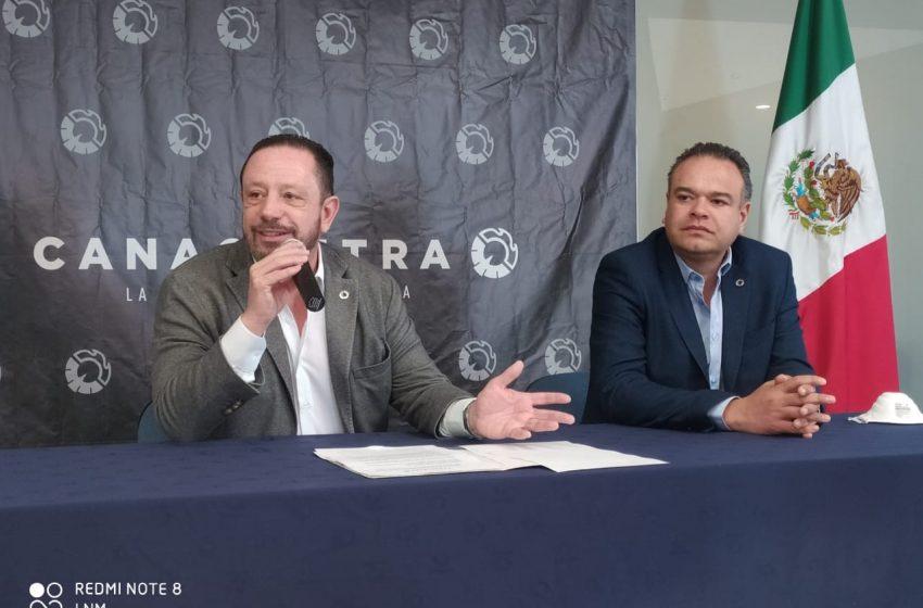No hay marco legal para regular despidos temporales por pandemia: CANACINTRA