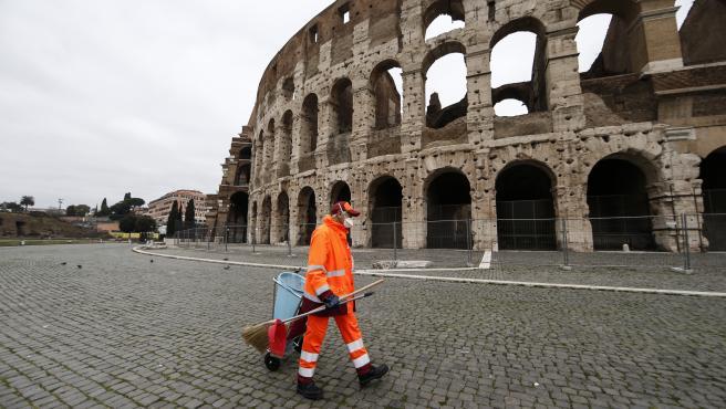 Italia supera los mil 800 muertos por coronavirus