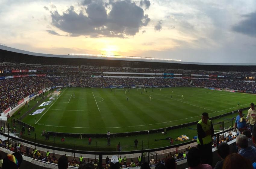 Partidos de futbol en México se jugarán a puerta cerrada para evitar contagios por COVID-19