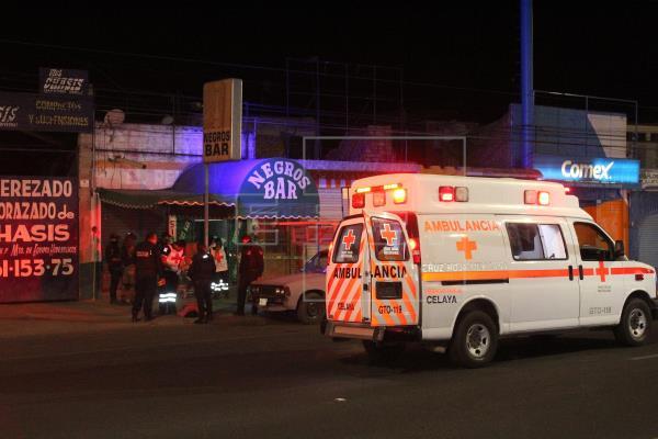 Ataque a bar en Celaya deja cuatro muertos y seis heridos