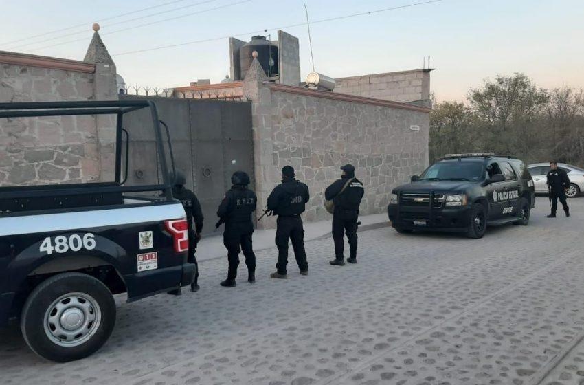 Fiscalía realiza 31 cateos en Ezequiel Montes y desmantela banda dedicada al narcomenudeo