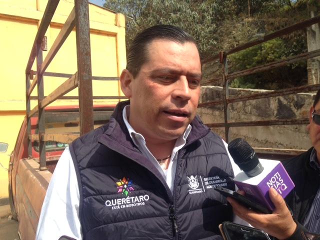 """Cualquier alteración al orden público será tratada con firmeza"", dice municipio de Querétaro"