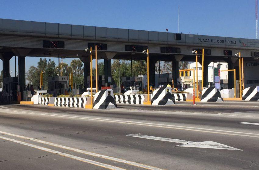 Filtros sanitarios niegan acceso a Querétaro a 203 vehículos